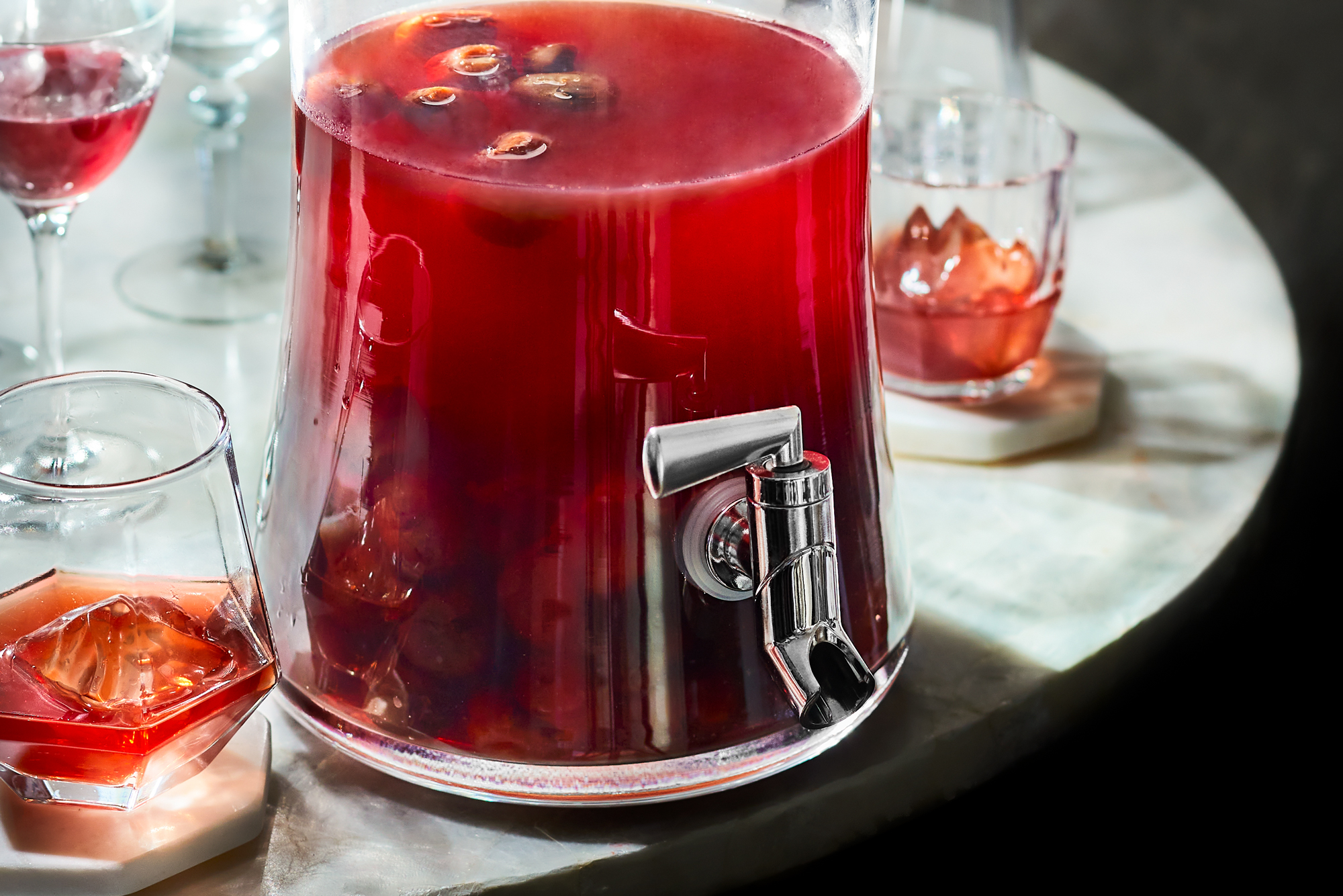 Smoked Cherry Bounce Recipe