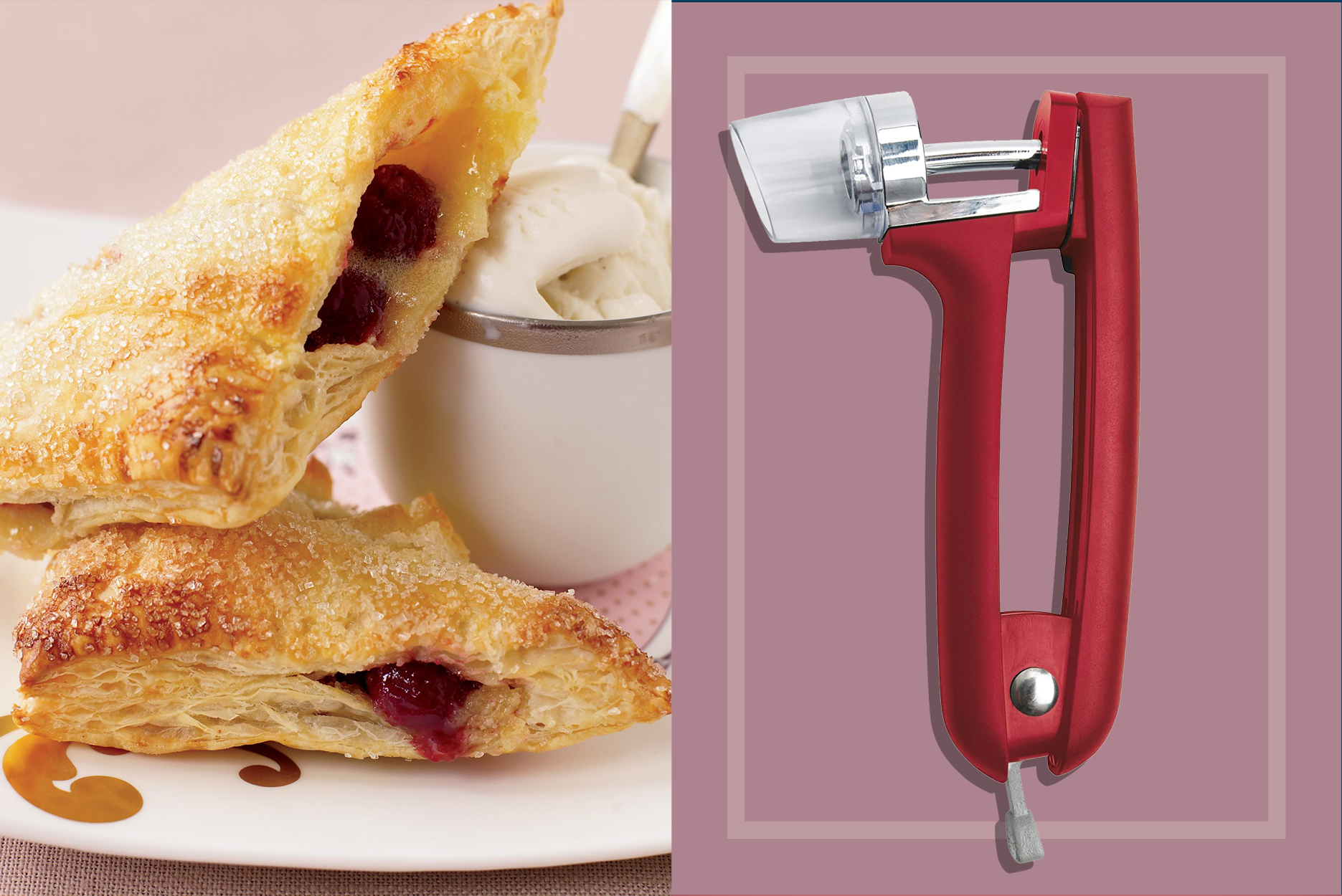 Summer Fruit Cooking Tools | Cherry Pitter
