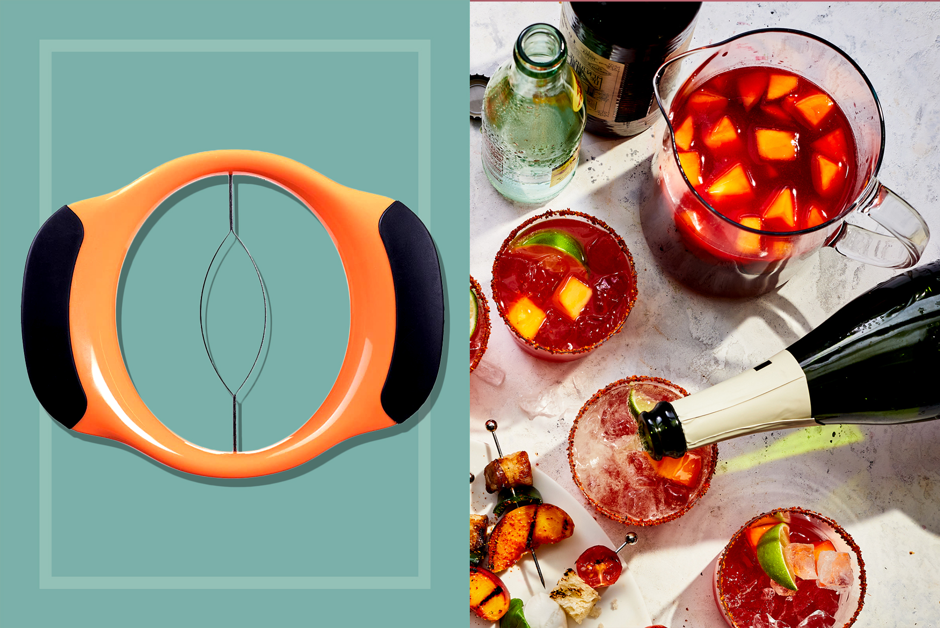 Summer Fruit Cooking Tools | Mango Slicer