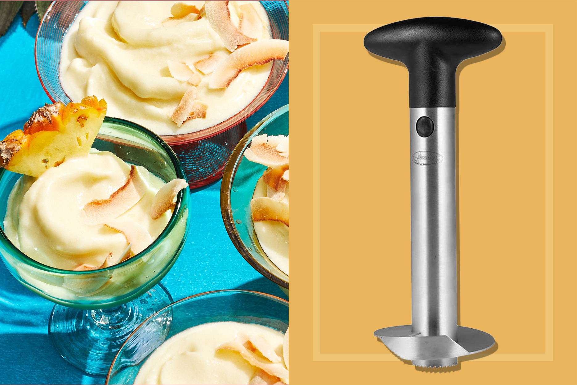 Summer Fruit Cooking Tools | Pineapple Corer