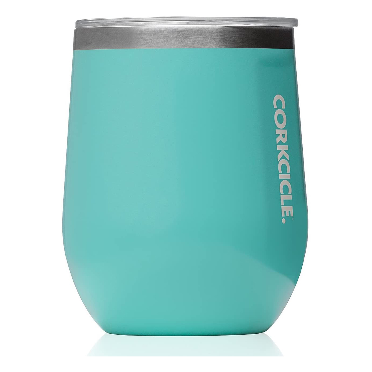 Corkcicle 12 oz Triple-Insulated Stemless Glass