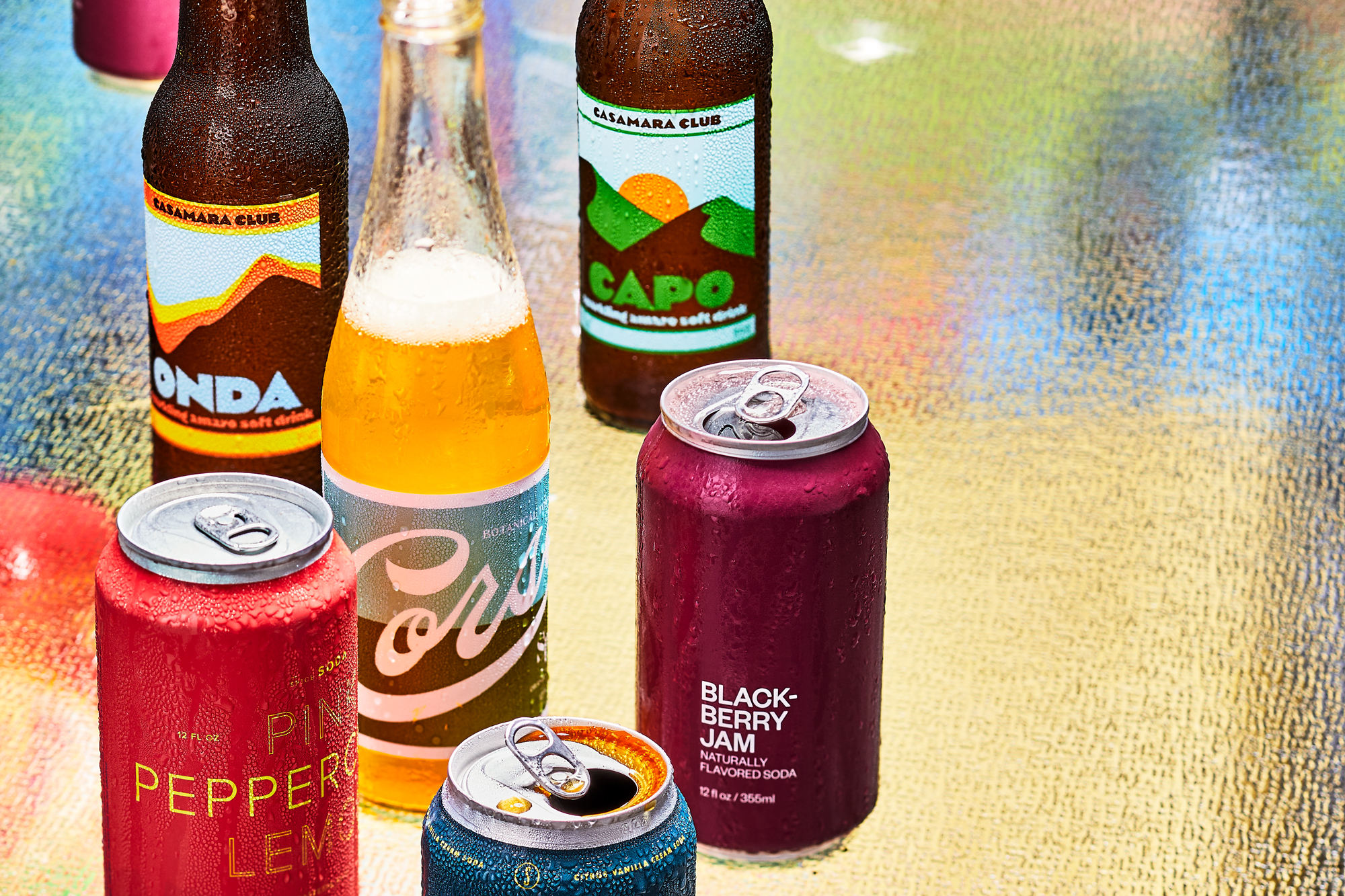 Six New Summer Sodas To Sip