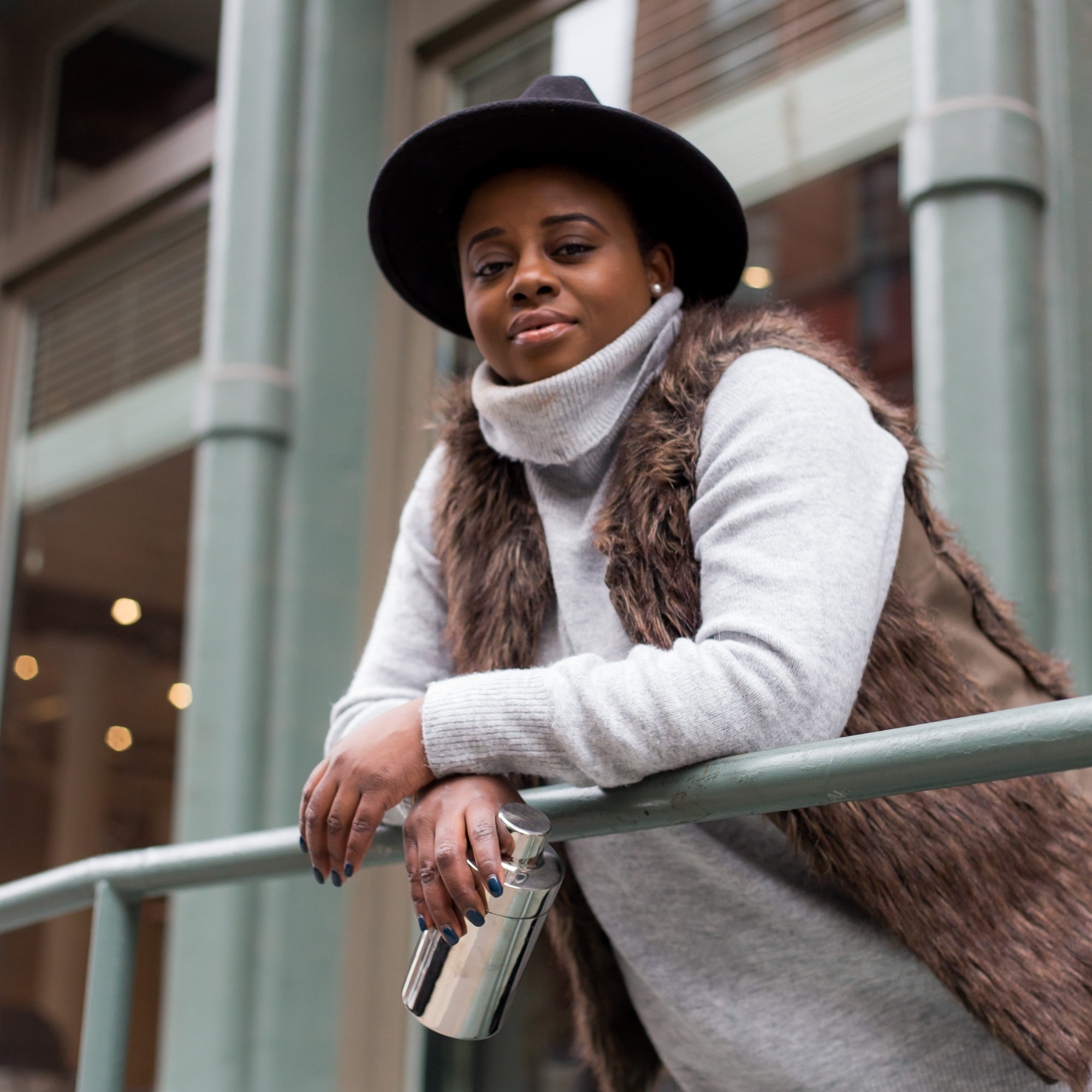 Black Mixologists To Follow On Instagram | Camille Wilson