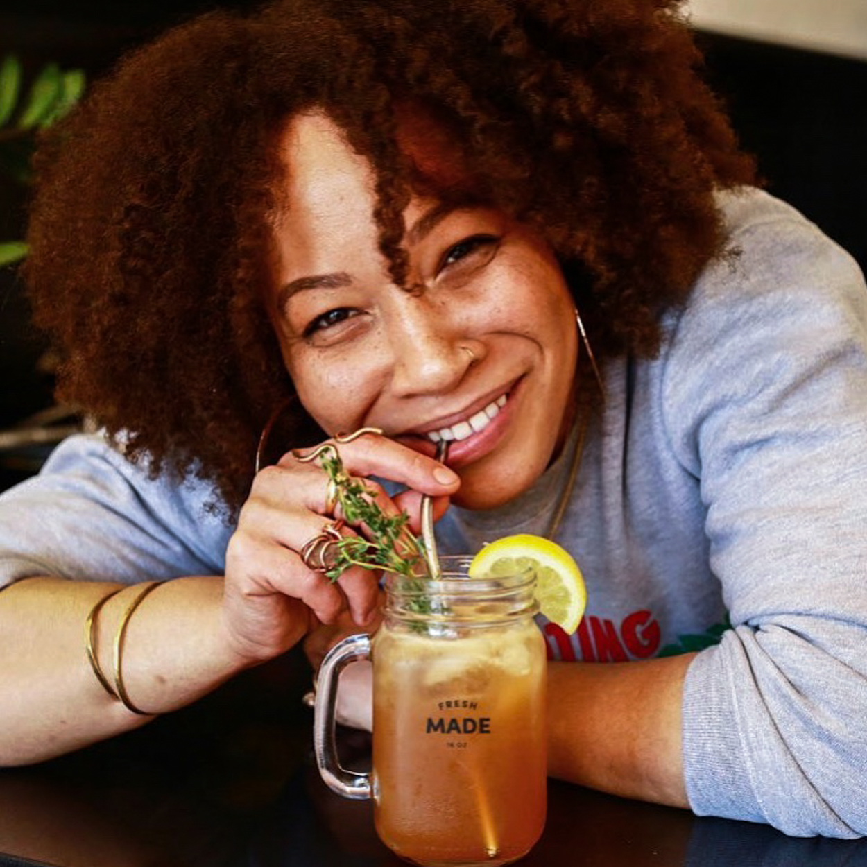 Black Mixologist To Follow On Instagram | Jade Verette