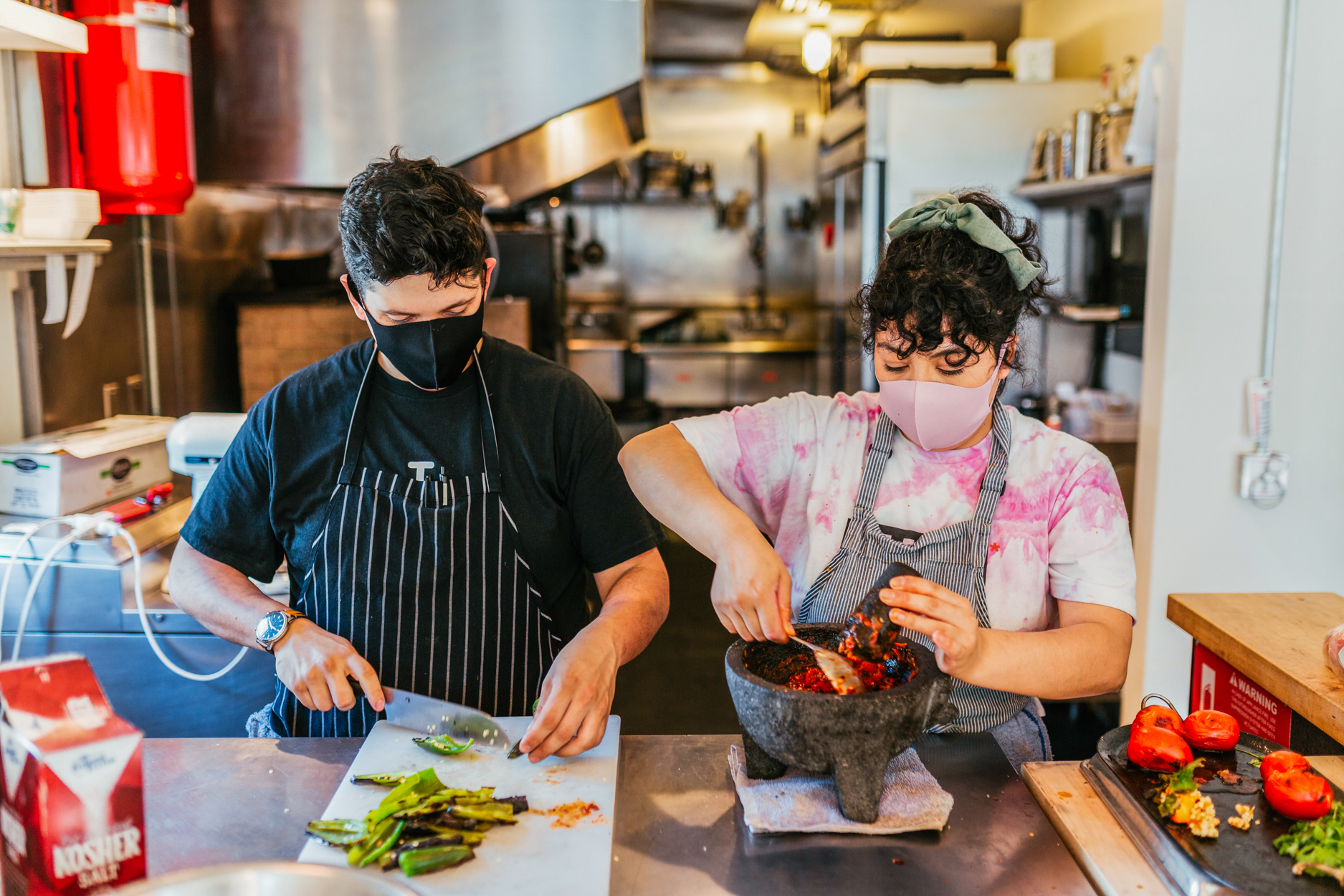 Support Out Of Work Chefs Side Hustles | Pancita