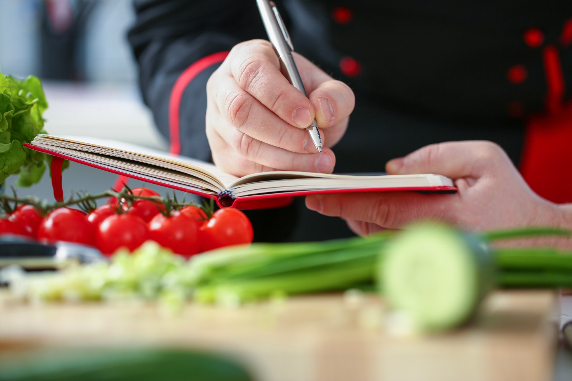 Who Really Writes Chefs' Recipes?