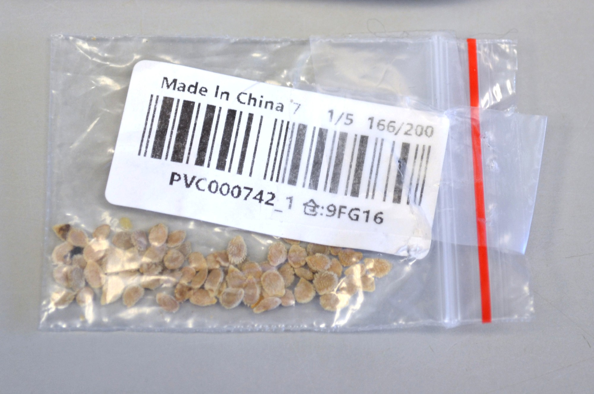 USDA Identifies Mystery Seeds