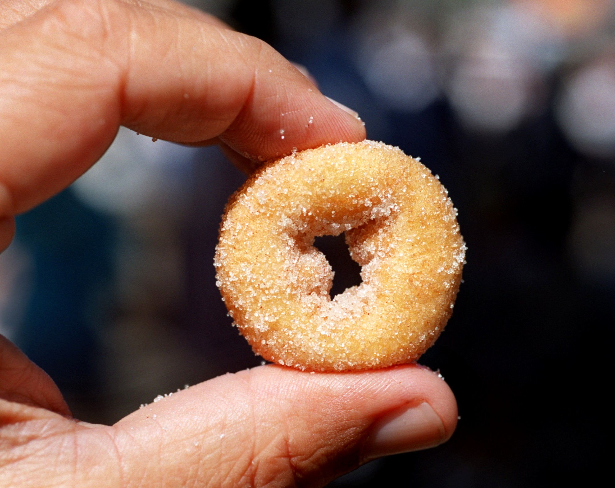 Minnesota State Fair Mini Doughnut