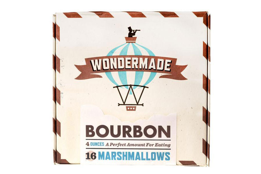 wondermade bourbon marshmallows