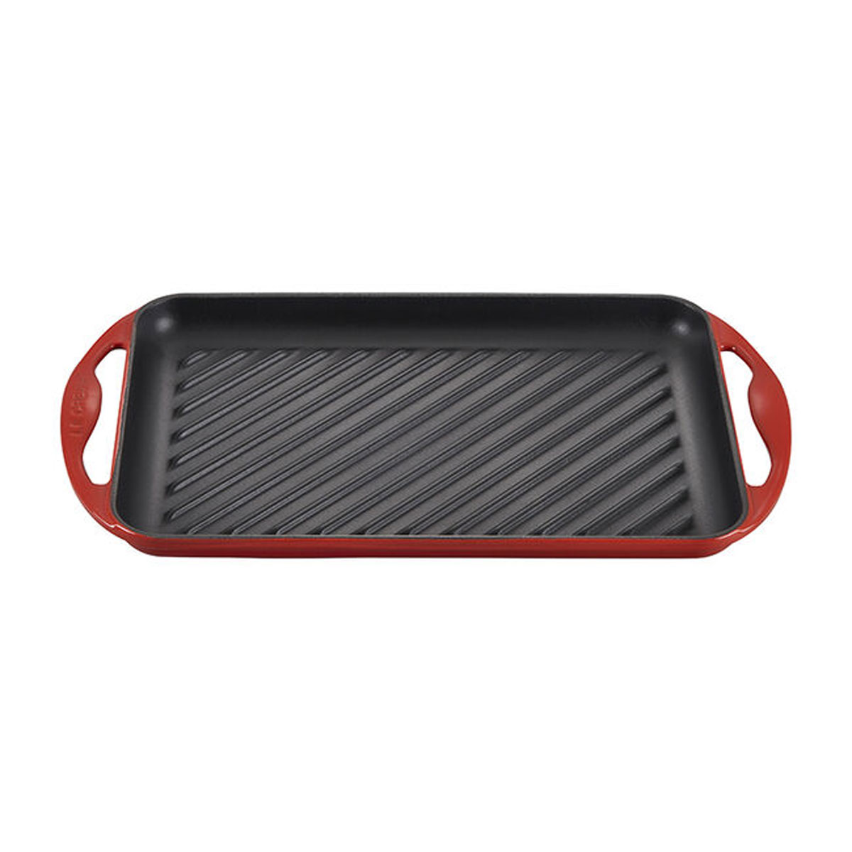 Le Creuset rectangle grill pan