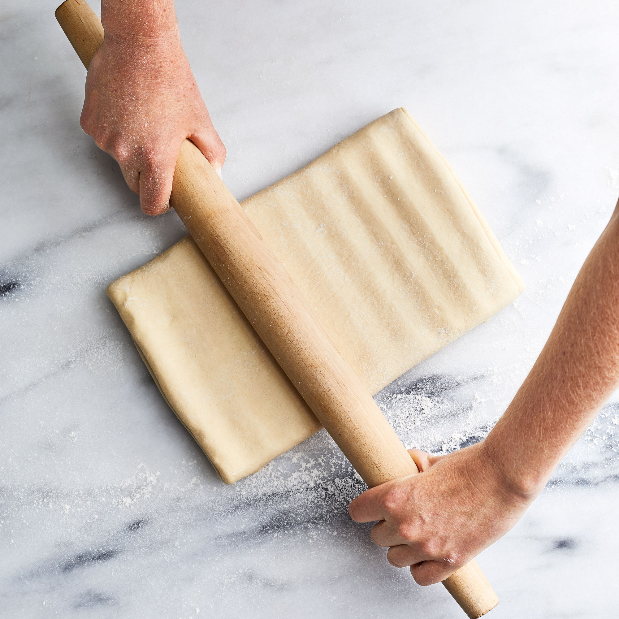 How To Make All Butter Croissant Dough