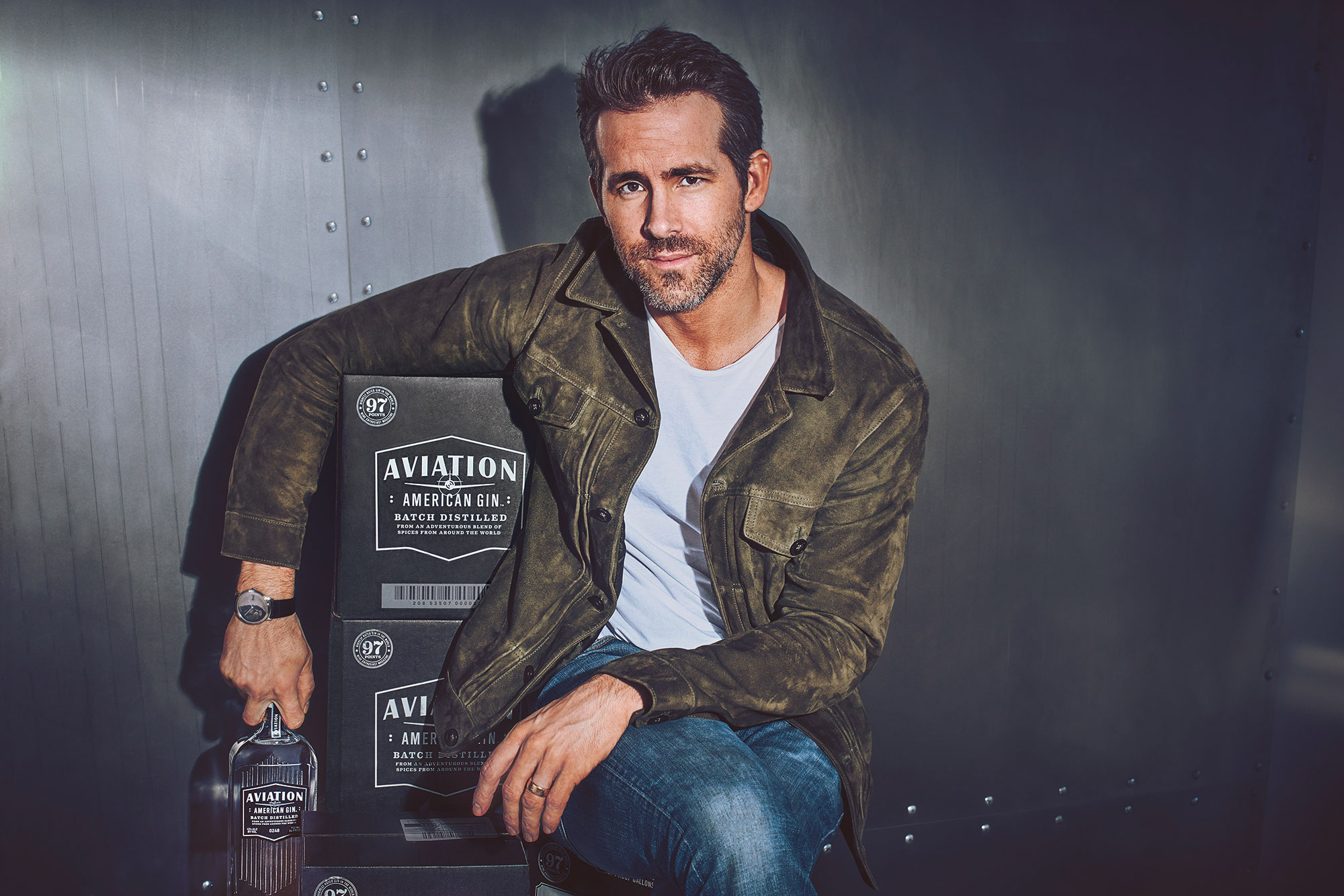 Ryan Reynolds' Aviation gin sells for $610 million