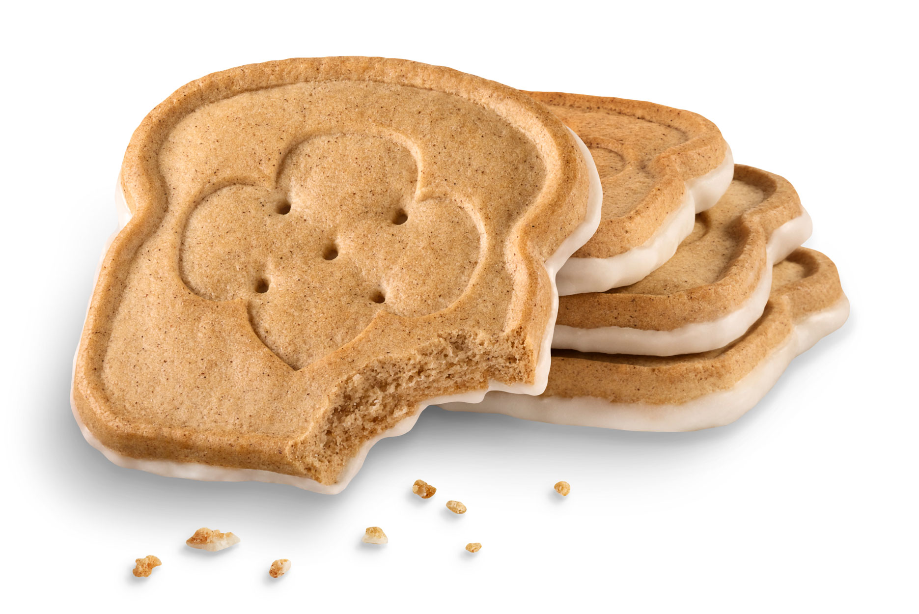 Toast-Yay! new girl scout cookie