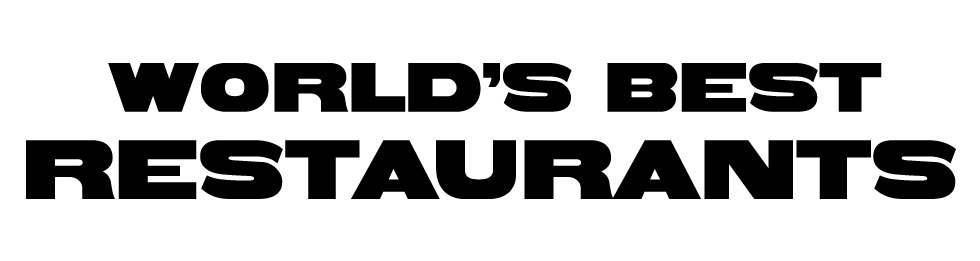 World's Best Restaurants Editorial Logo