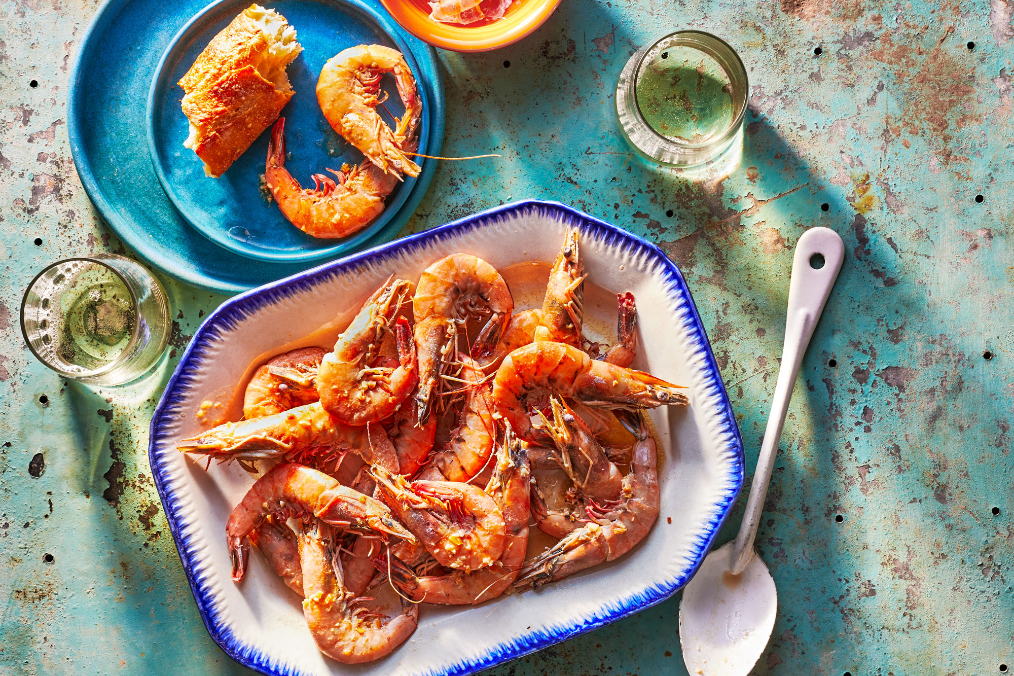 Kwame's Pepper Shrimp