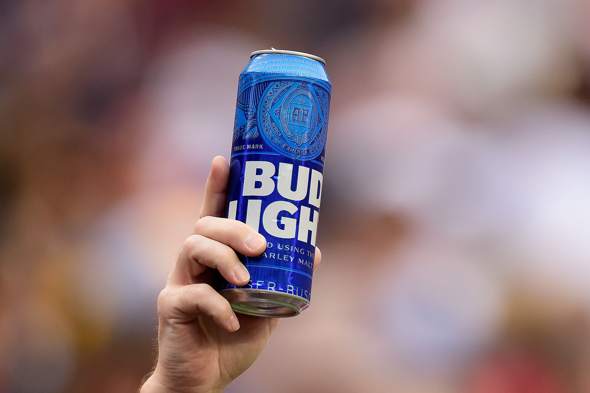 A can of Bud Light