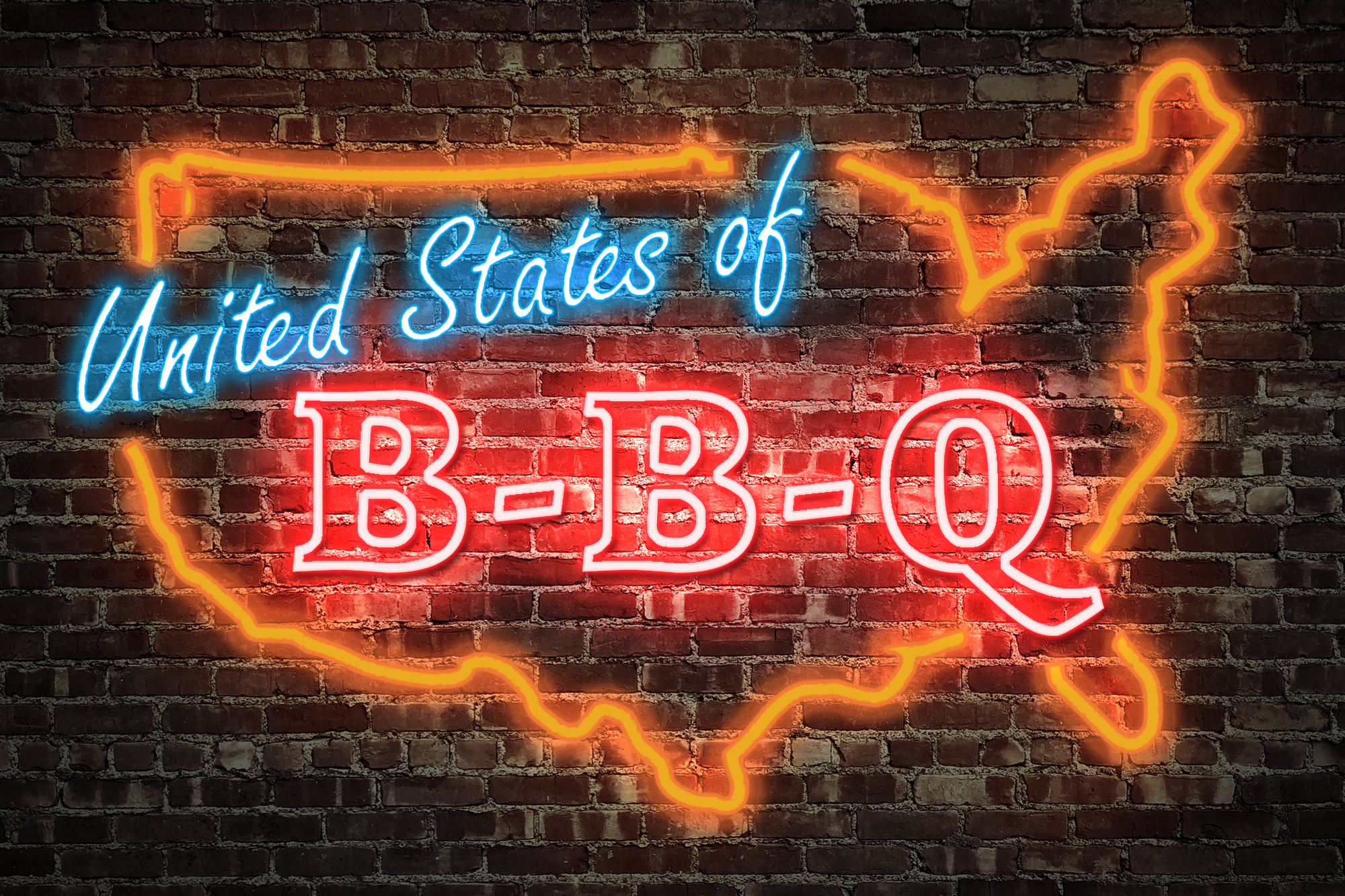 United States of Barbecue