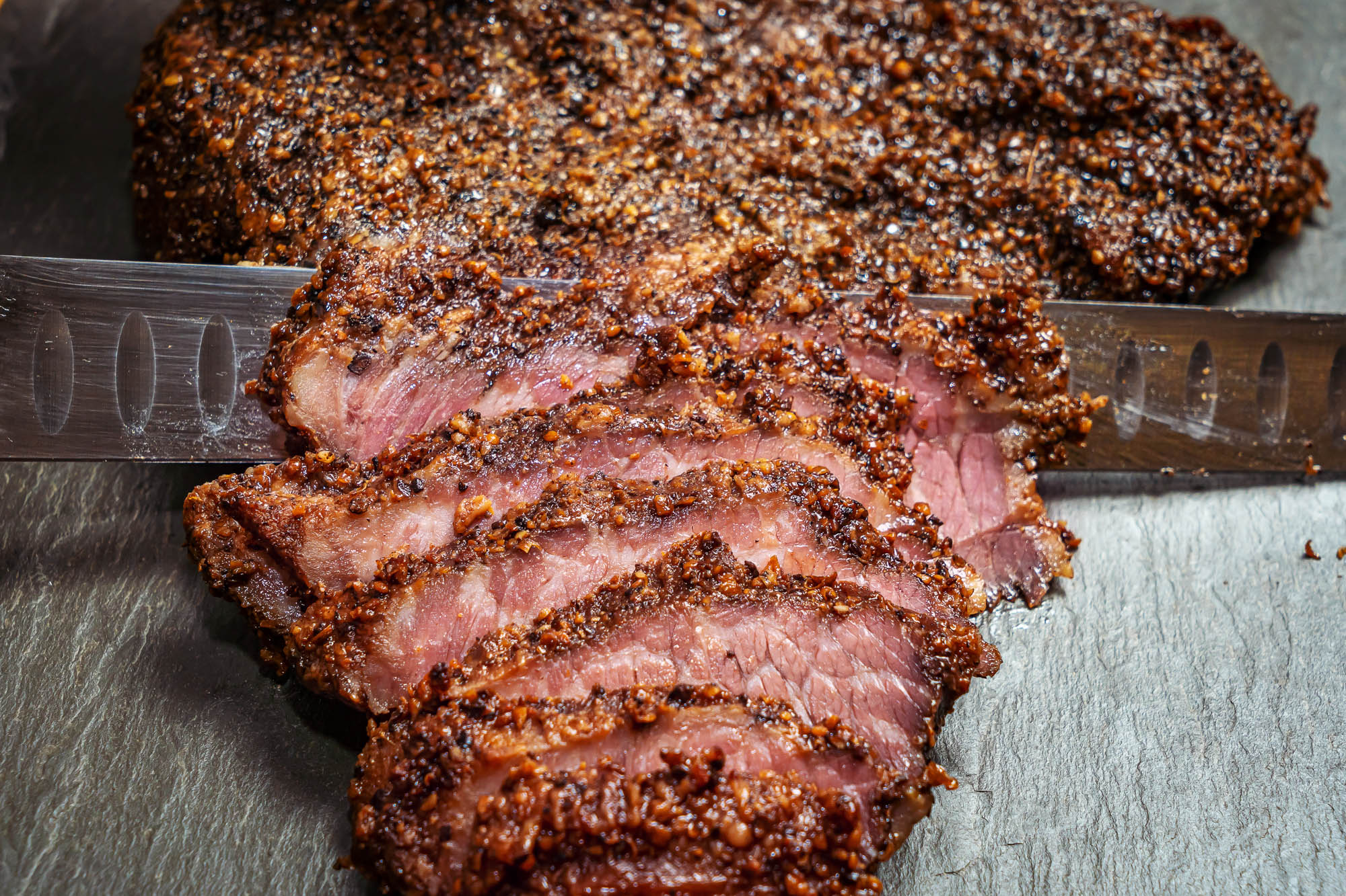 Pulkies Hand-Sliced Brisket
