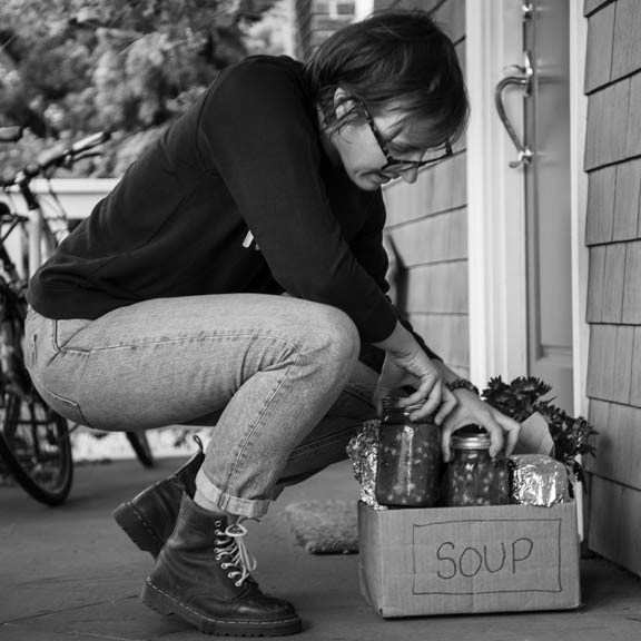 Soup Queen of Seattle | Caroline Wright