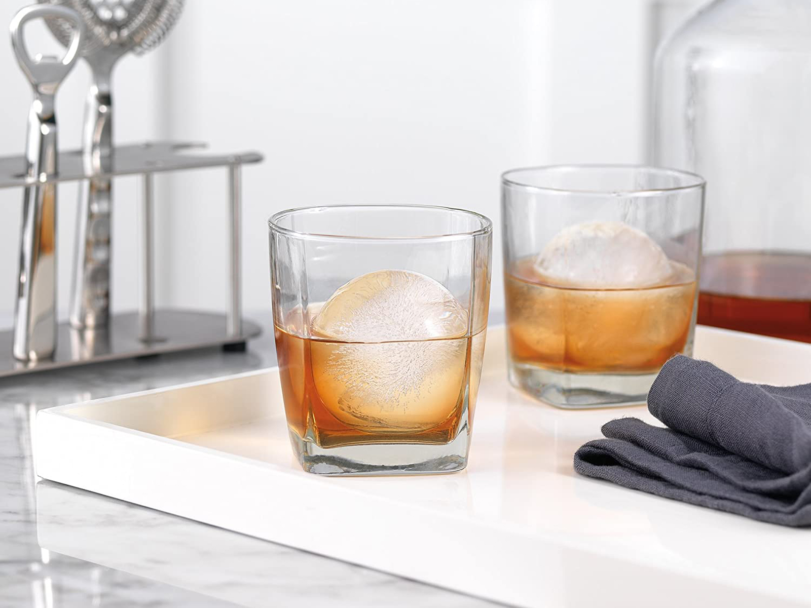 tovolo ice ball maker ice spheres