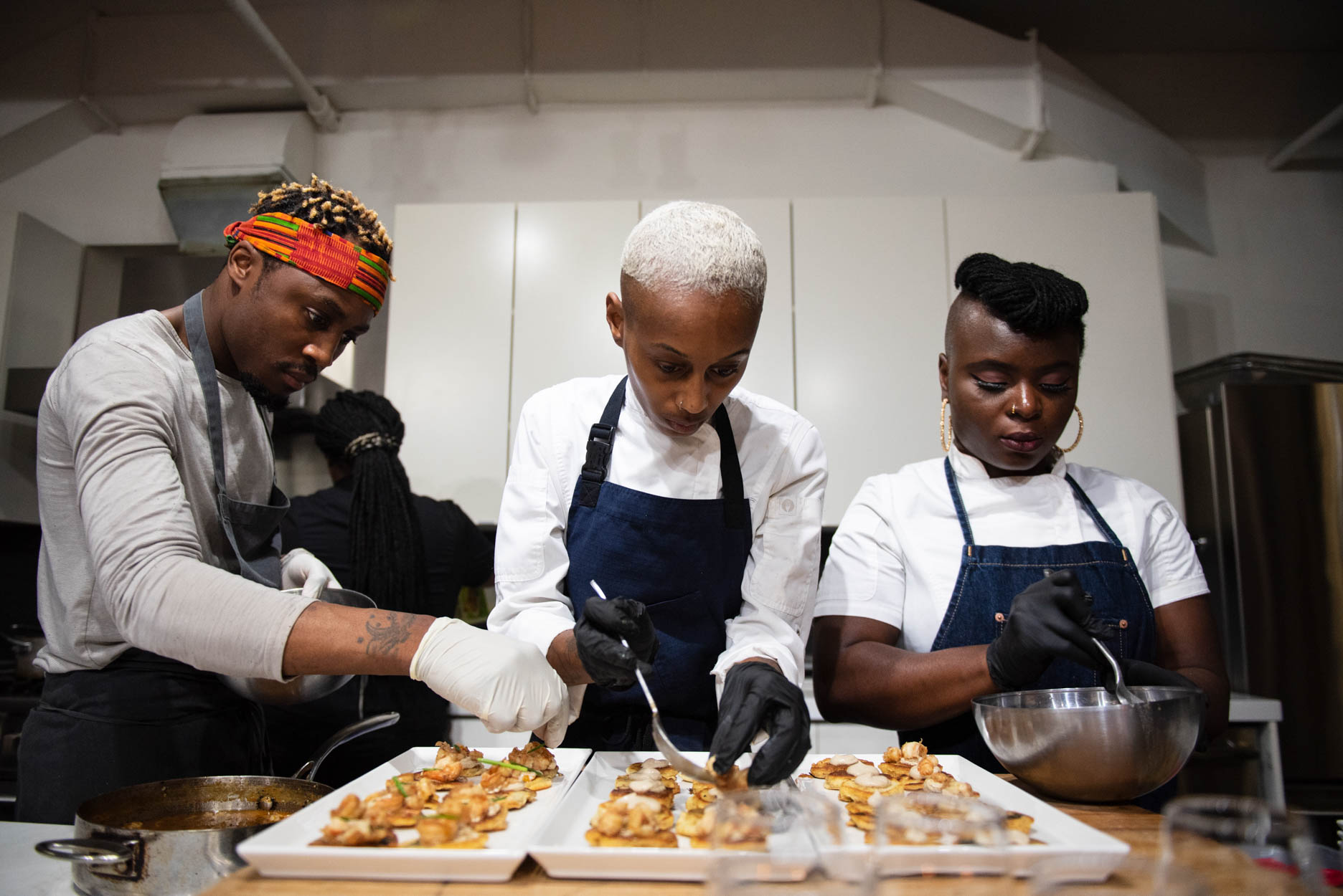NYC's Adá Supper Club Empowers Black and Female Chefs