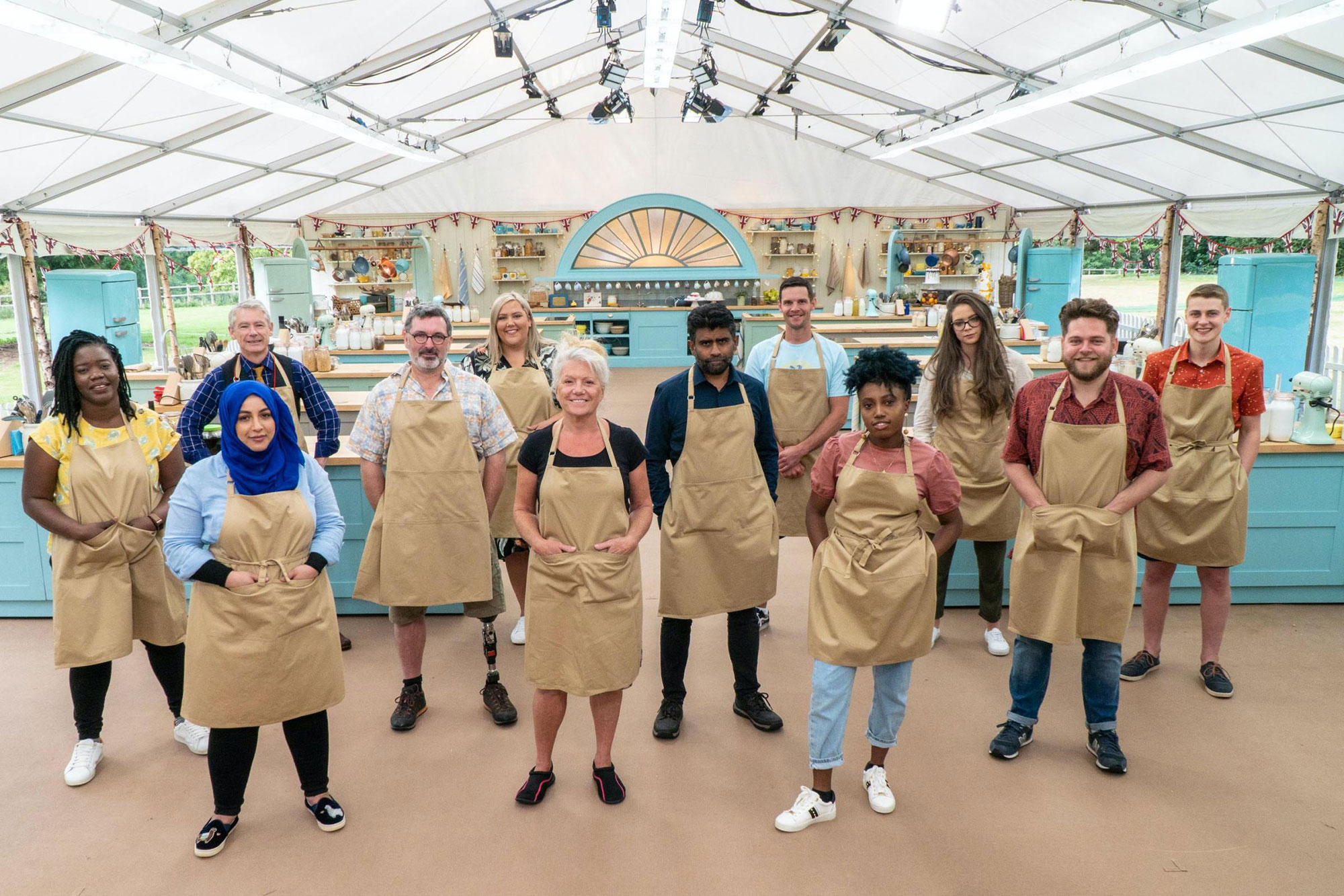 Great British Baking Show contestants season 11