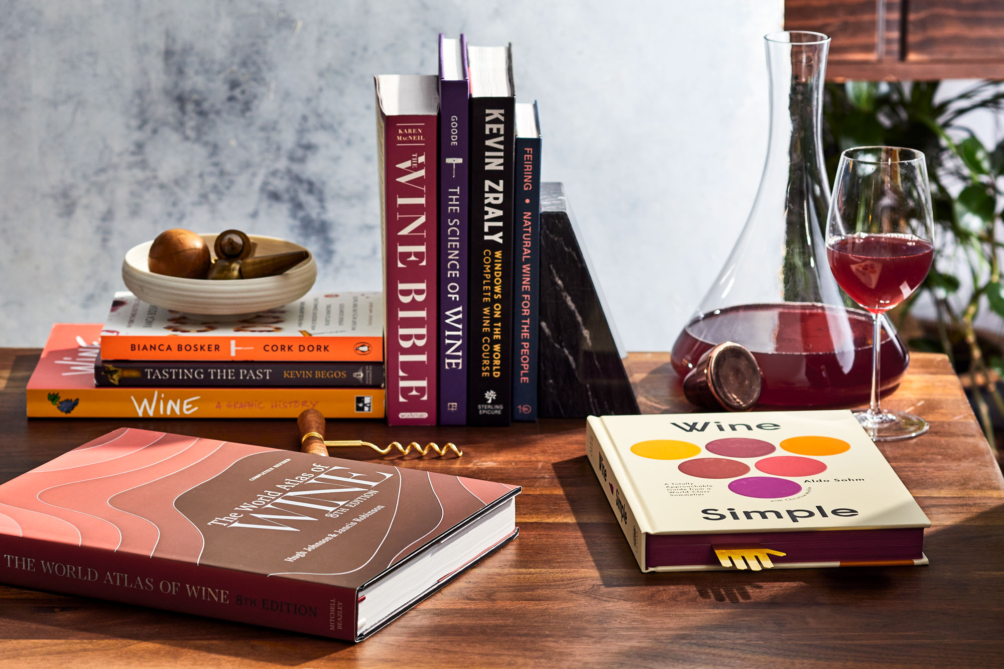 Best Wine Books for Holiday Gifts
