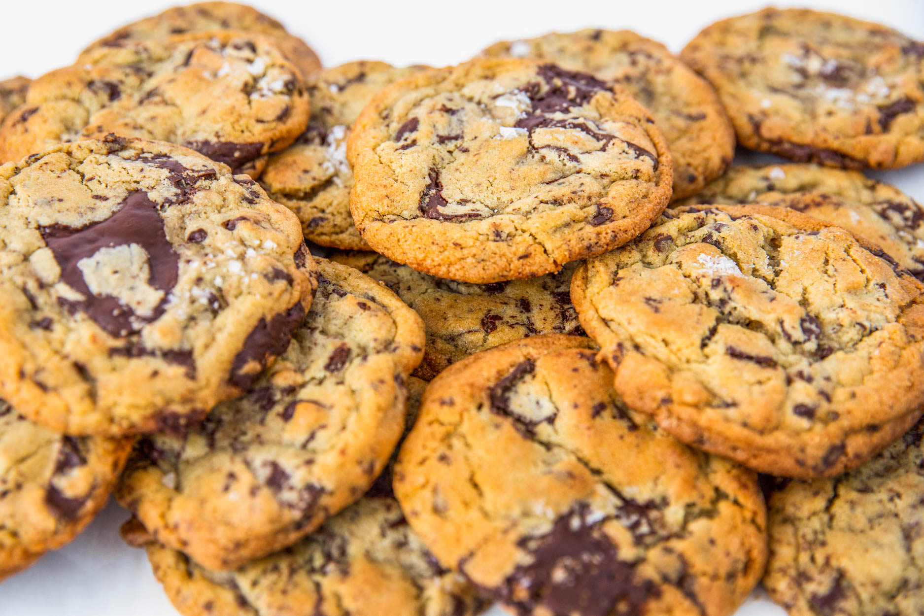 The Very Best Chocolate Chip Cookies Microbakery