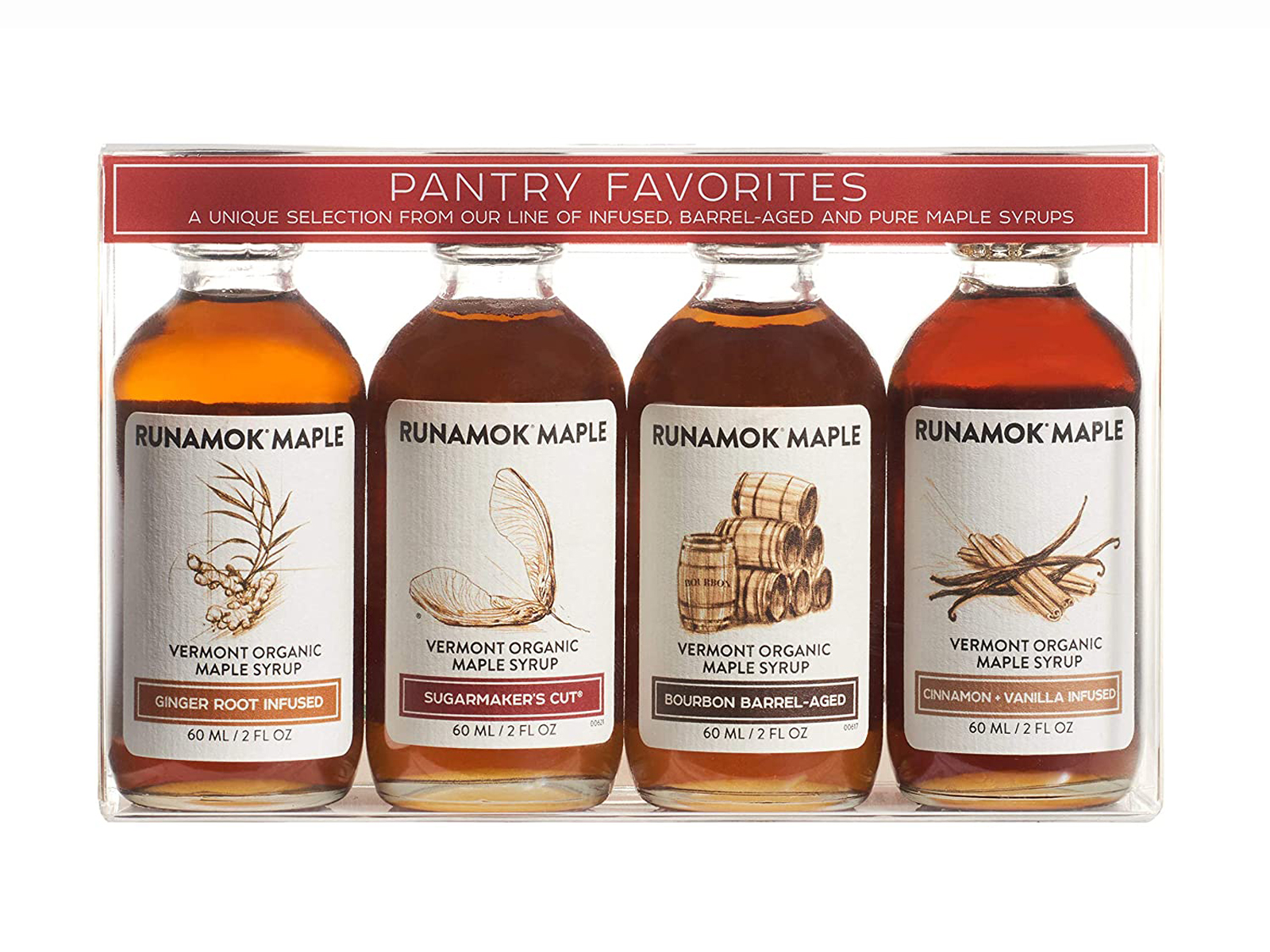 runamok maple syrup favorites