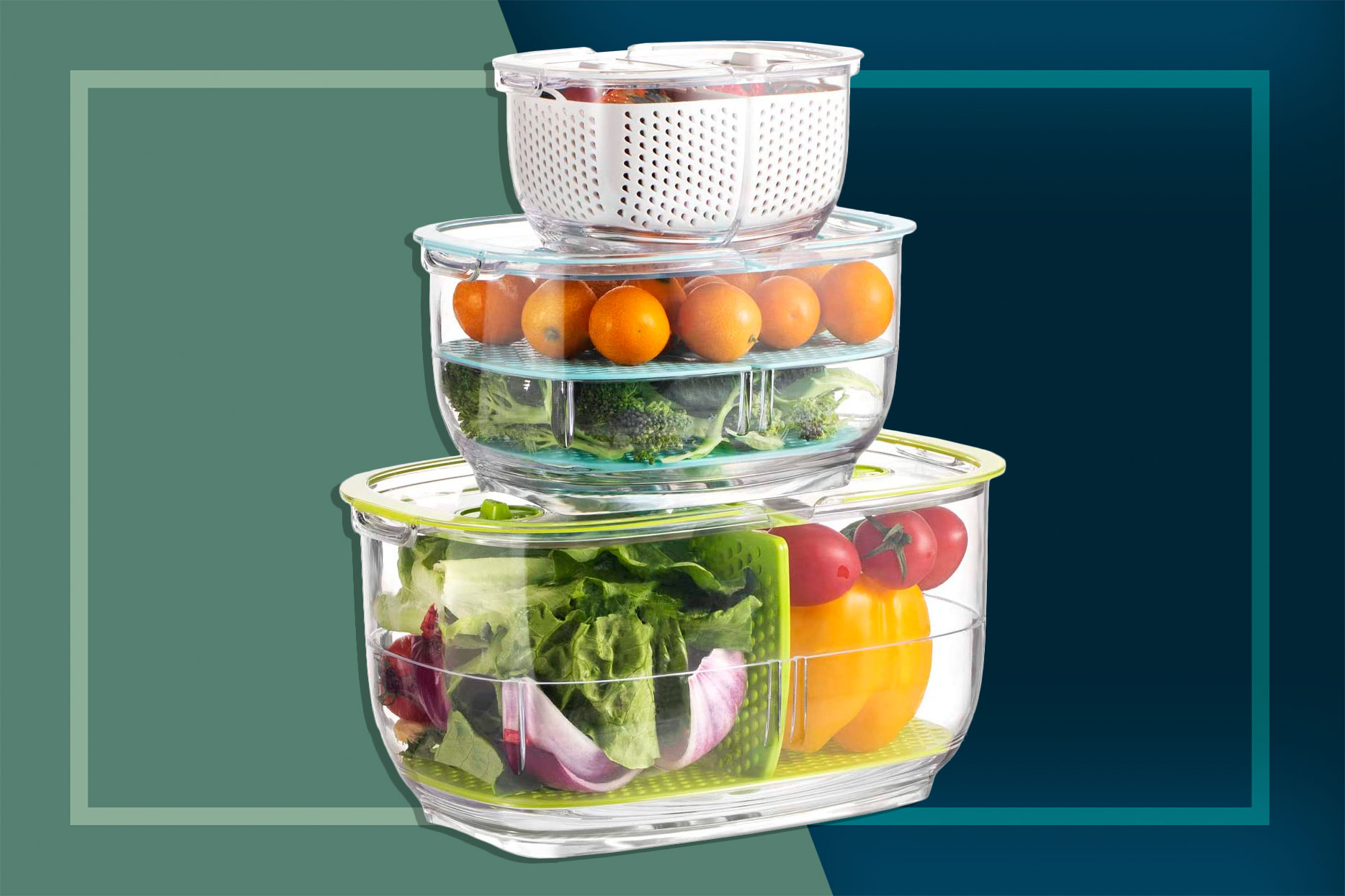 LUXEAR Food Storage Containers