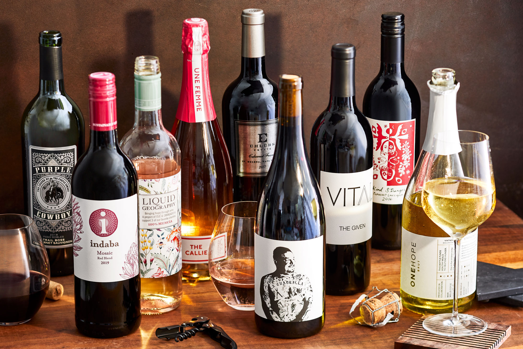 Charity Wines