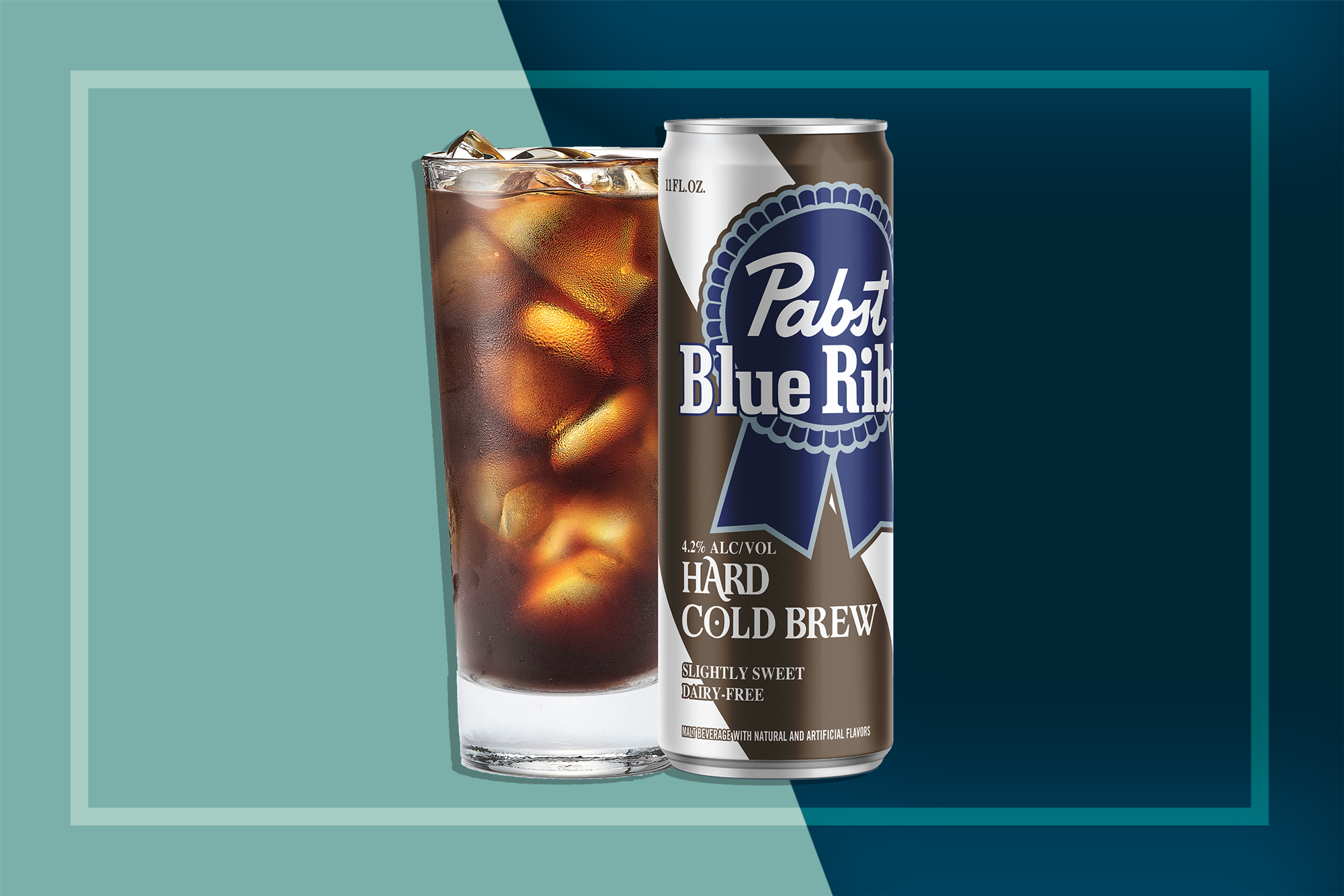 Pabst Blue Ribbon Cold Brew