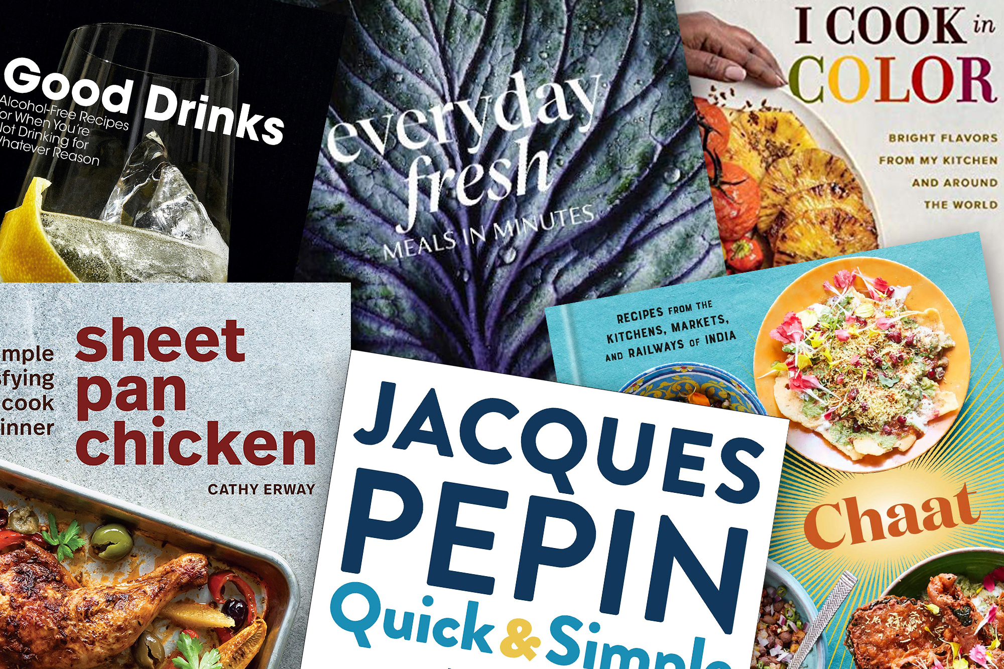 Fall Cookbooks