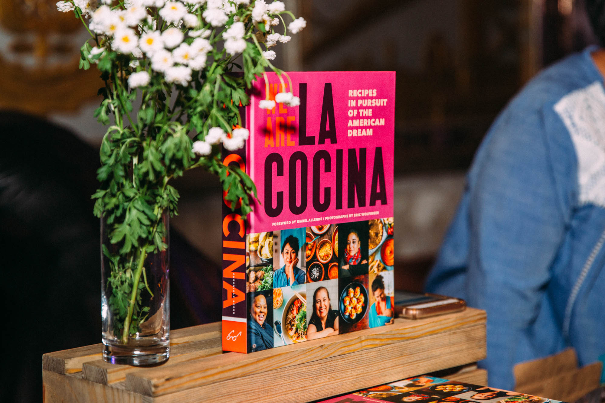 La Cocina Voices From The Kitchen Event