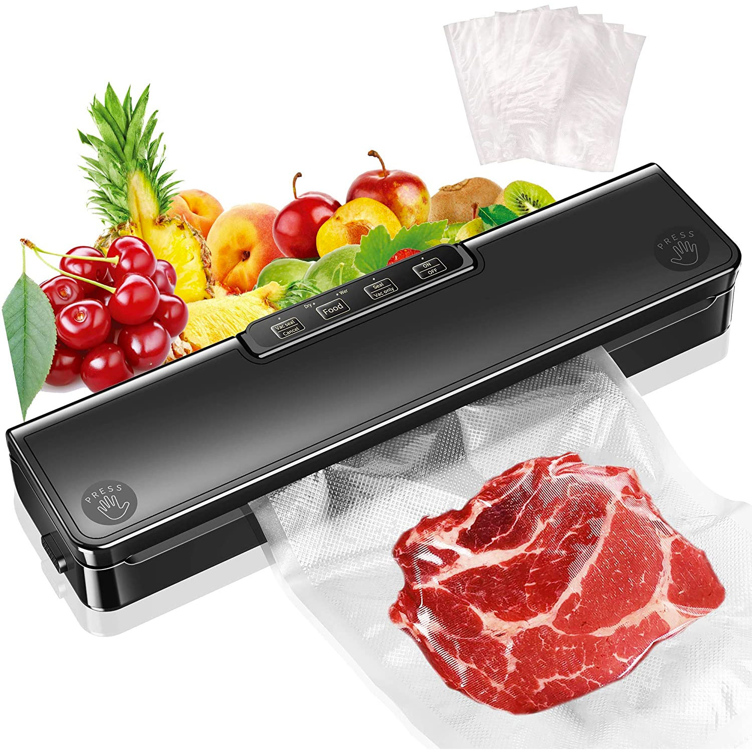 Food vacuum sealer from Amazon