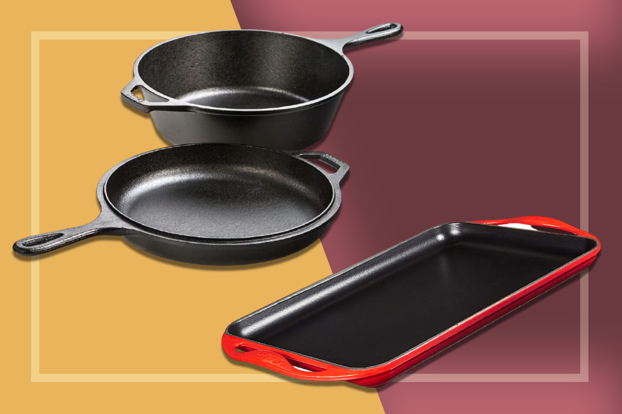 prime day cast iron deals