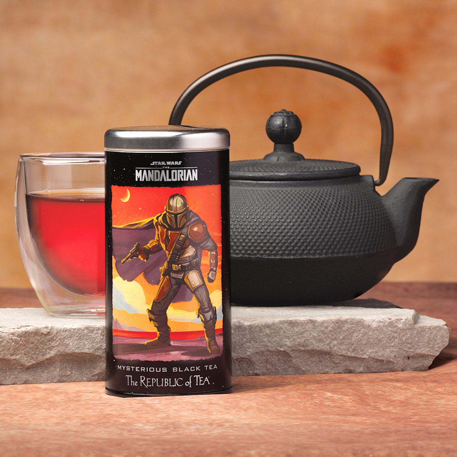 The Republic of Tea Star Wars Collection