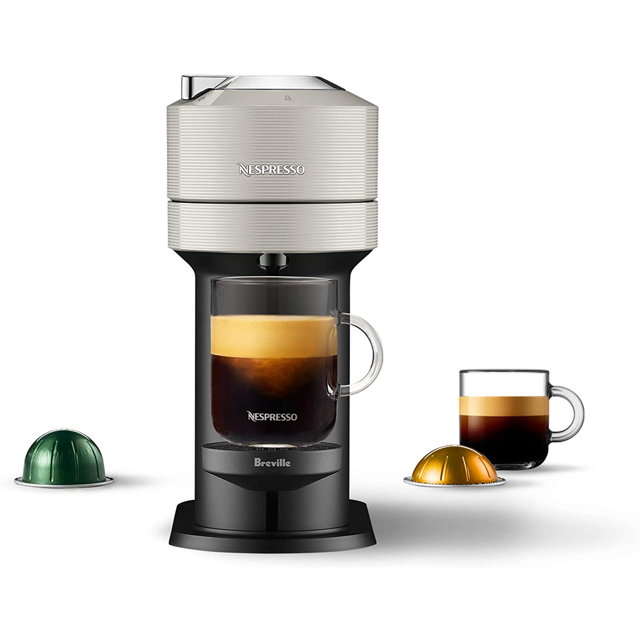 Nespresso Vertuo Next Coffee and Espresso Machine by Breville