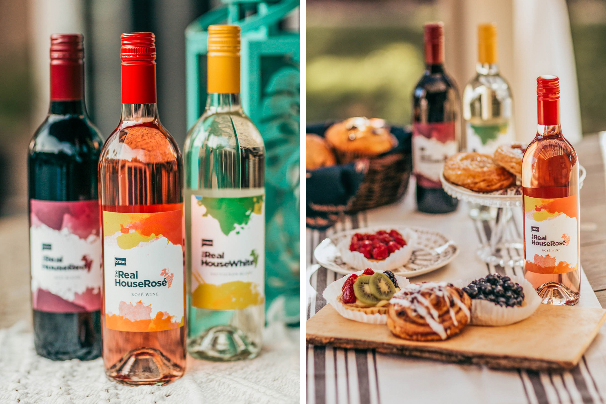 Real Housewives Wines