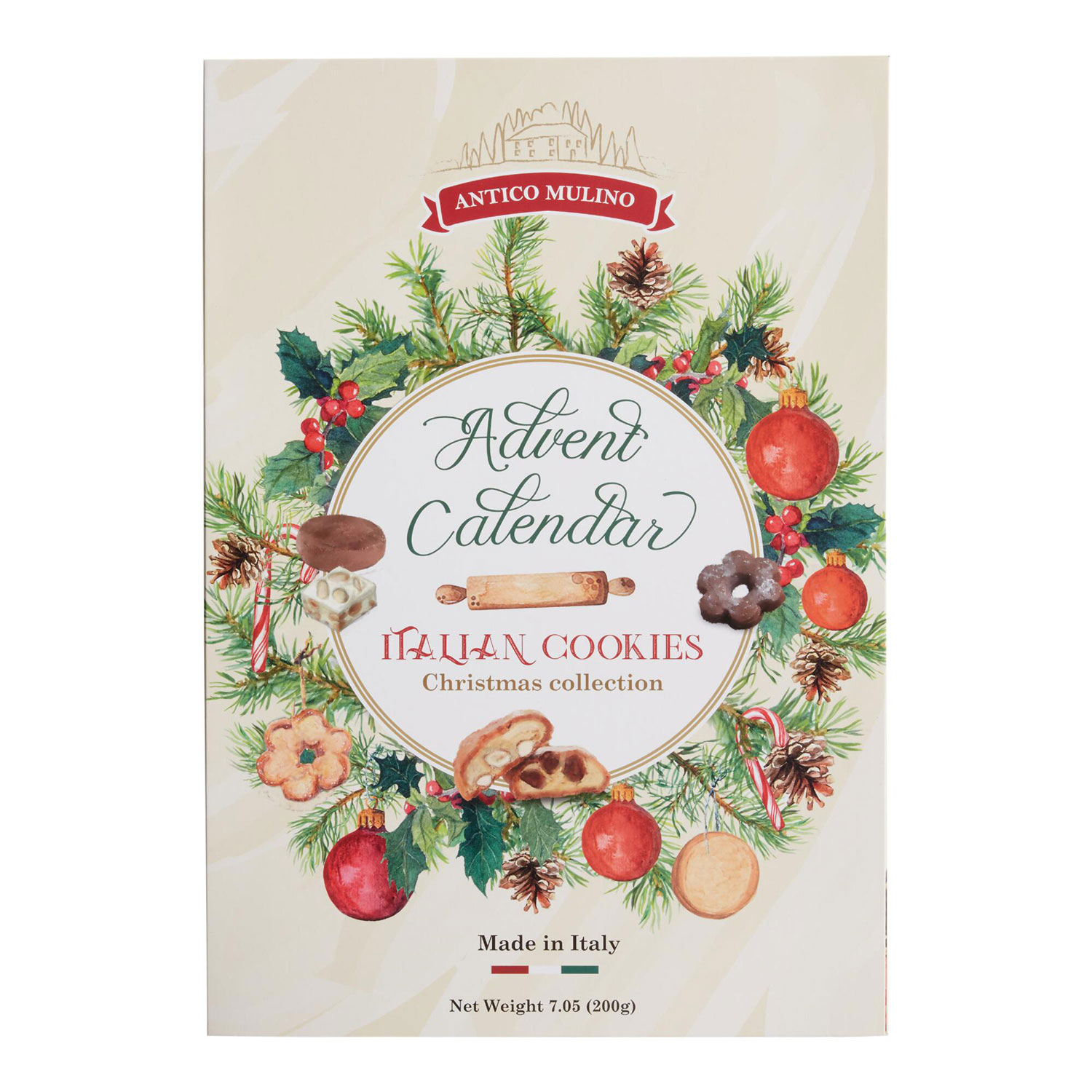borgo italian cooking advent calendar