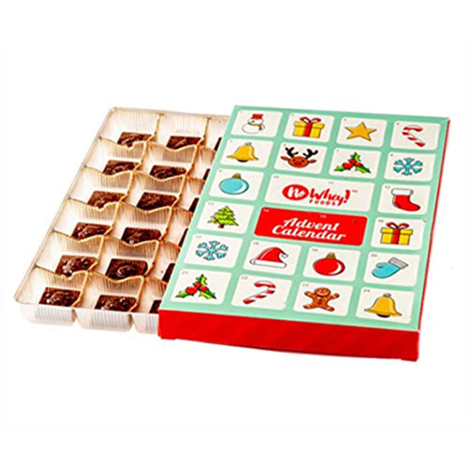 chocolate allergy friendly advent calendar