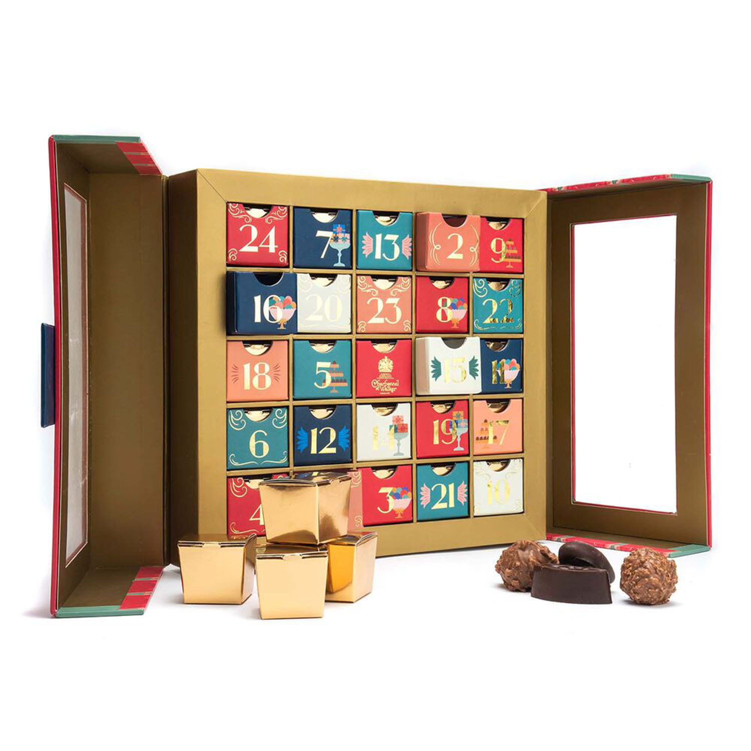 Charbonnel et Walker Chocolate and Truffle Advent Calendar