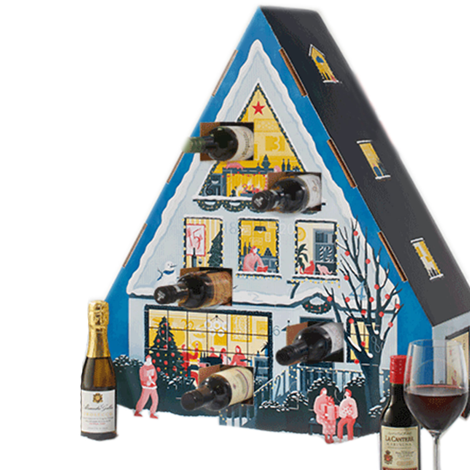 macy's wine lover advent calendar