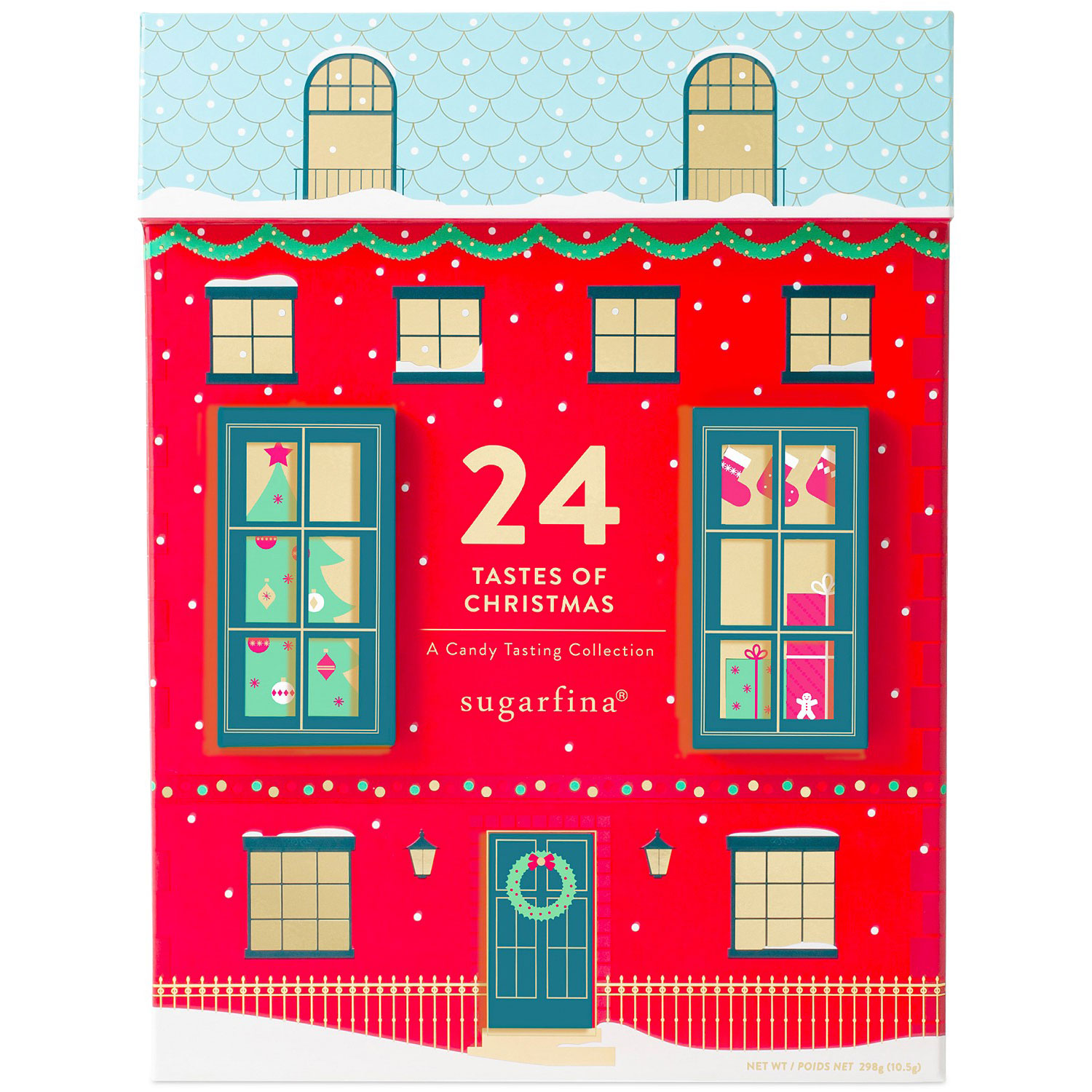 Sugarfina Tastes of Christmas Advent Calendar