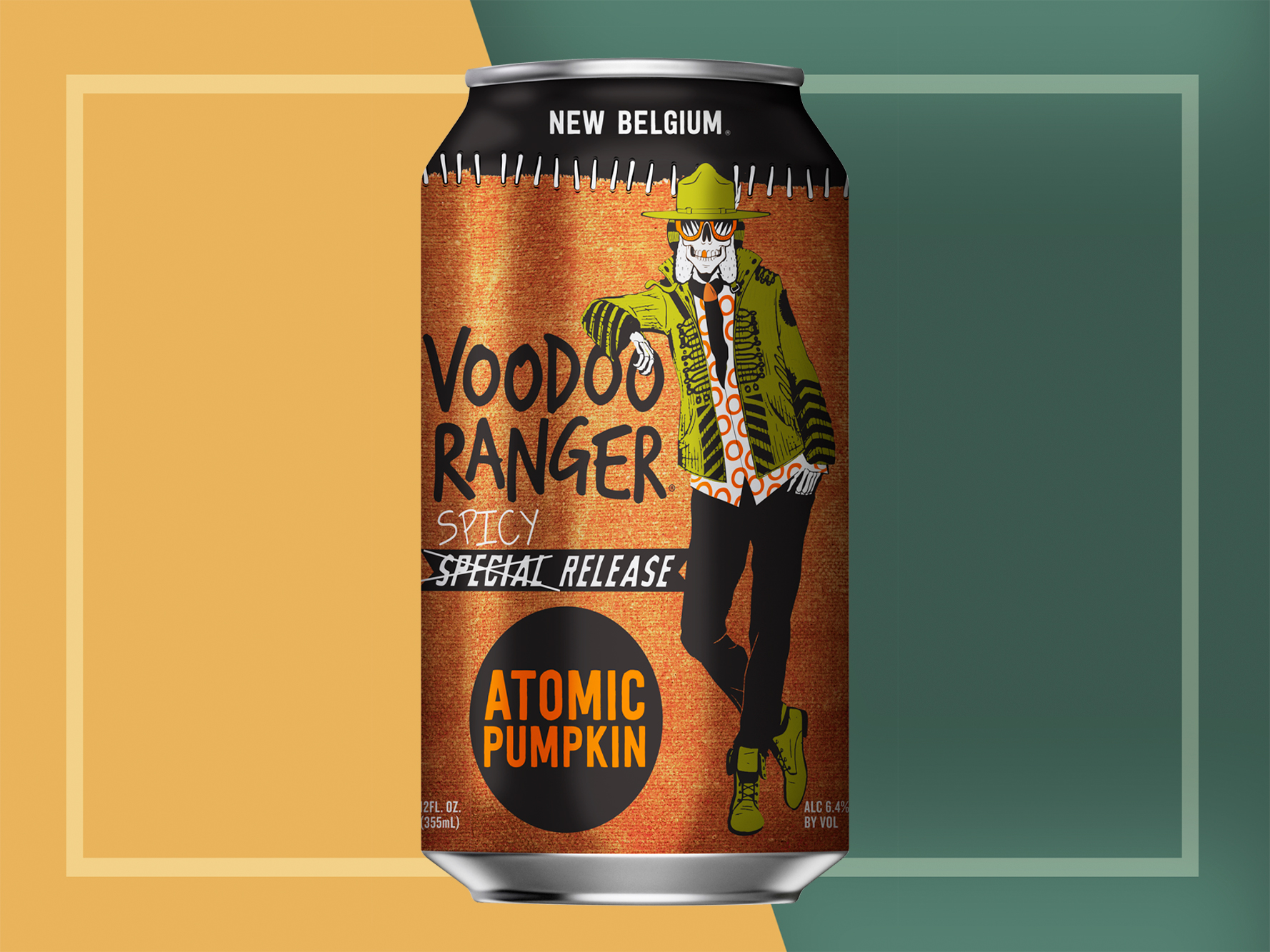 Voodoo Ranger Atomic Pumpkin Beer