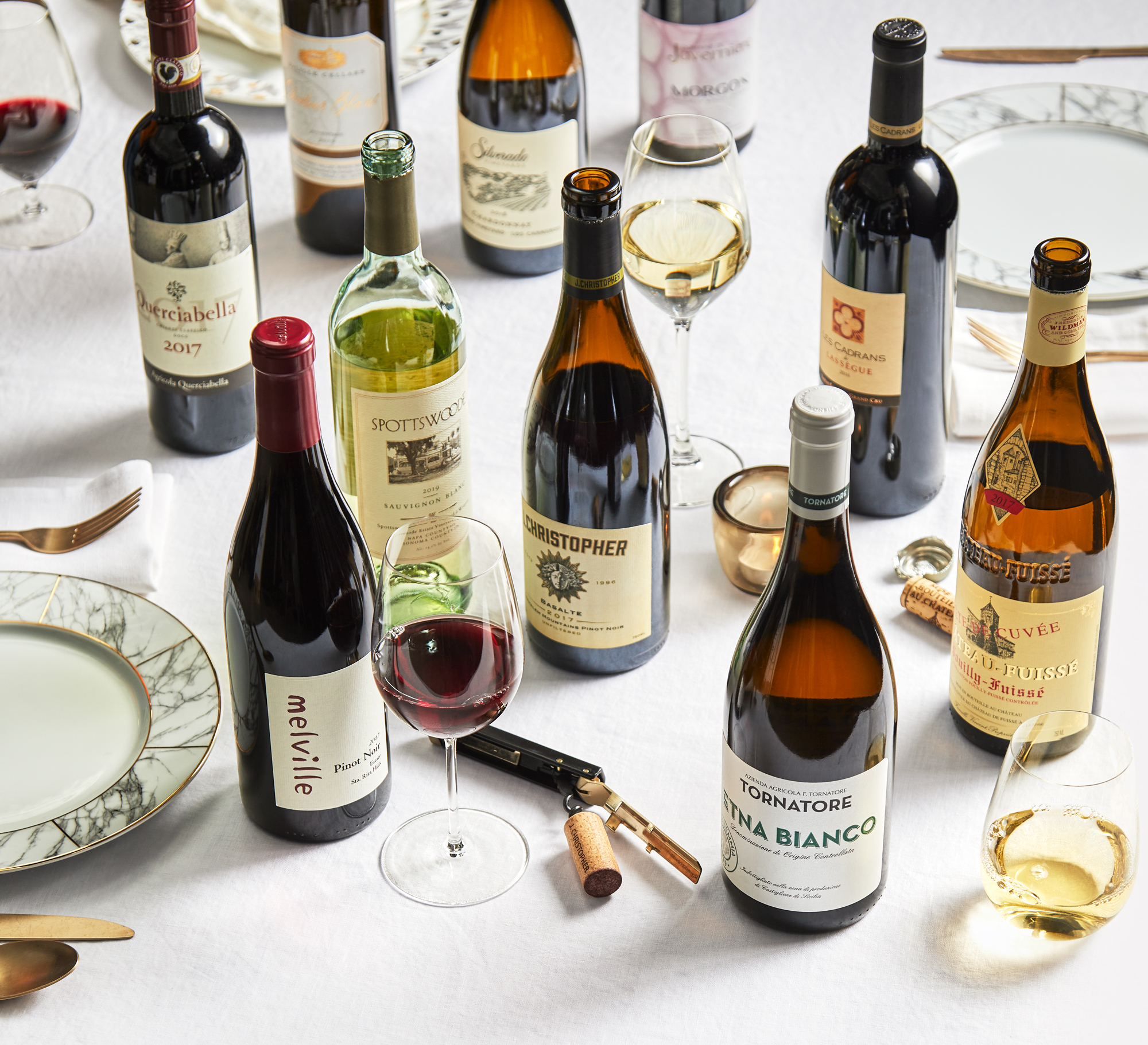 Best Thanksgiving Wines