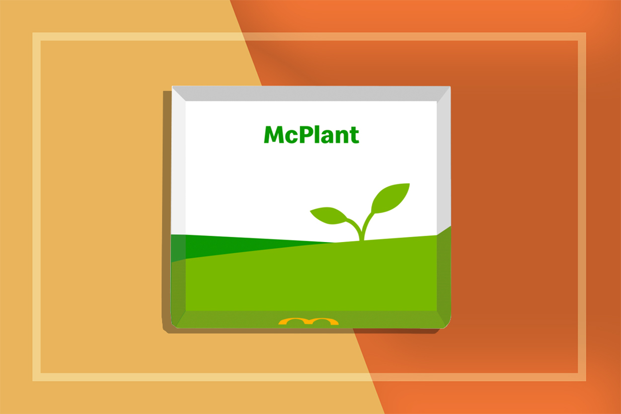 McPlant packaging