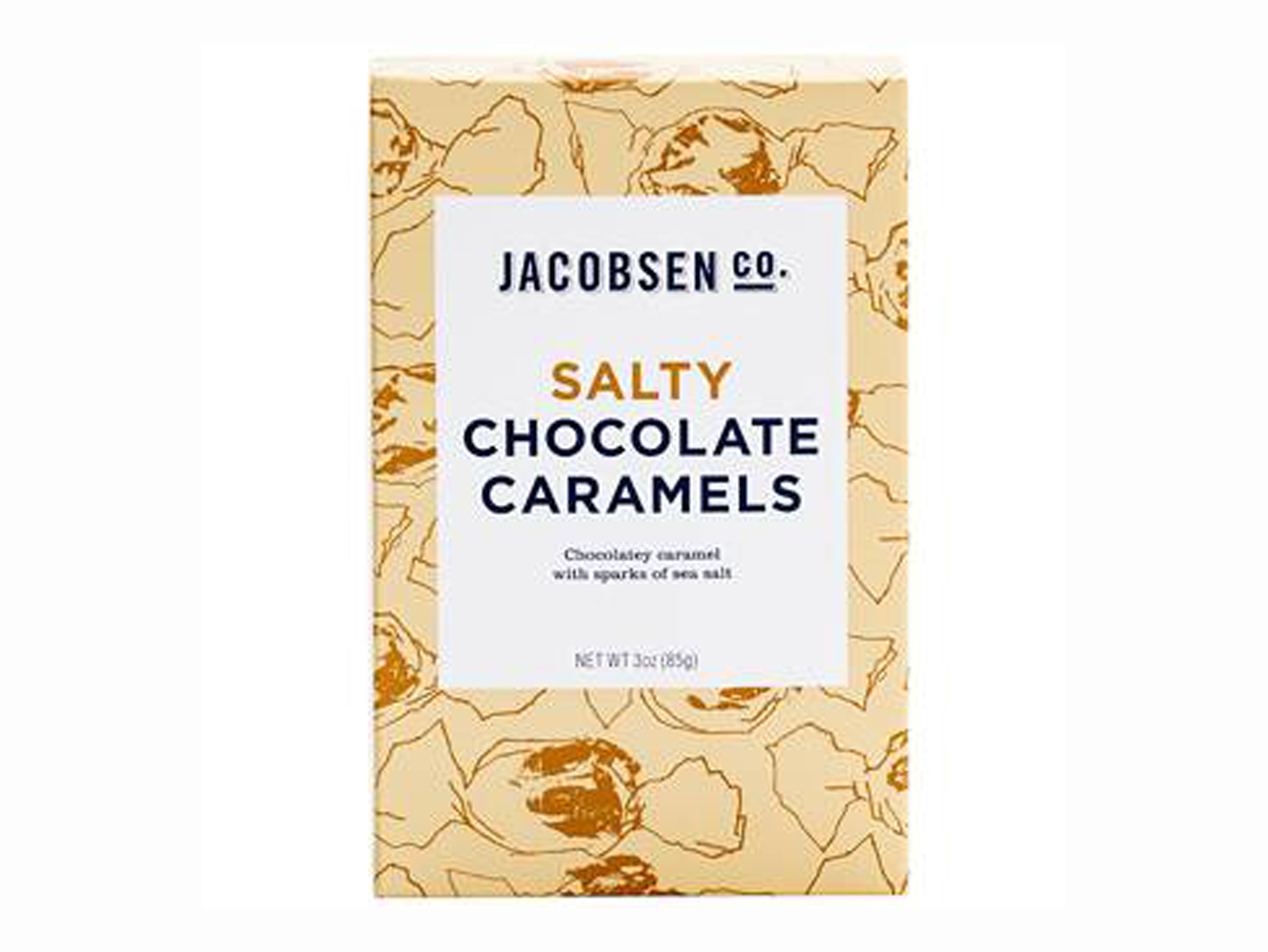 These salt caramels from chef favorite Jacobsen Salt Co. are the perfect balance of chewy, salty, and sweet. Caramel lovers will want to order these again and again. $7 at freshdirect.com