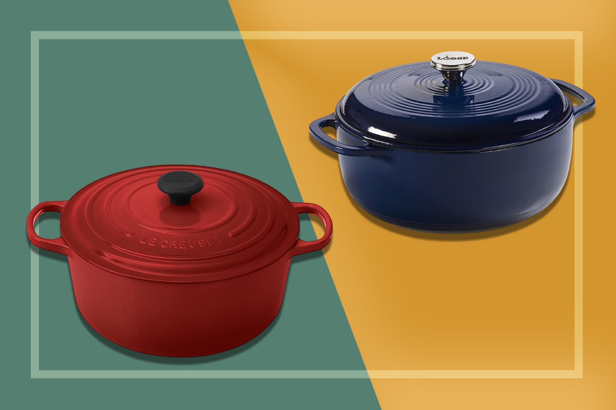 Every Home Cook Needs a Dutch Oven—Here Are 9 of the Best