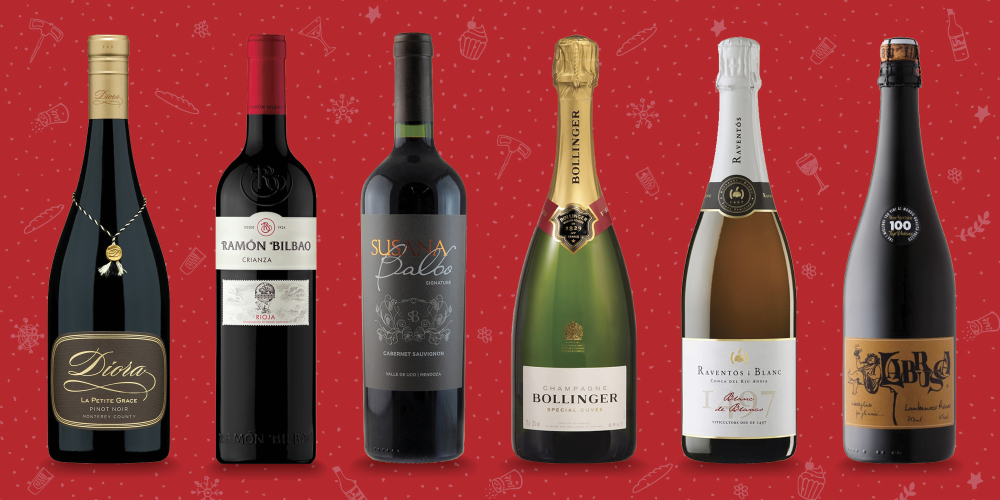 Food & Wine Holiday Classic at Home Wines